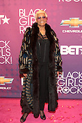 October 12, 2012-New York, NY: Recording Artist Dionne Warwick at the Black Girls Rock! Shot Callers Dinner presented by BET Networks and sponsored by Chevy held at Espace on October 12, 2012 in New York City. BLACK GIRLS ROCK! Inc. is 501(c)3 non-profit youth empowerment and mentoring organization founded by DJ Beverly Bond, established to promote the arts for young women of color, as well as to encourage dialogue and analysis of the ways women of color are portrayed in the media. (Terrence Jennings)