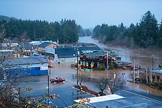 Nehalem, Oregon Flood 2015 Photos - Tillamook County