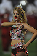 Alabama dancing girls at Bryant-Denny Stadium in Tuscaloosa, Ala.  on Saturday, October 16, 2010. Alabama won 23-10.