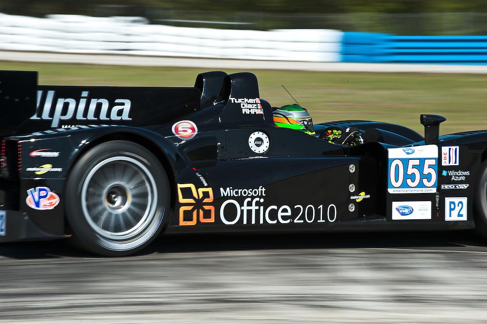 Sebring 12Hr 2011 IMSA, American Le Mans Series ILMC Sebring International Raceway. Sebring, FL USA 2011/03 © MotorRacingPhoto