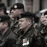 Remembrance Day 2008, Derby
