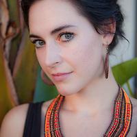 Austrailian student, Sarahanne Field, La Jolla, California
