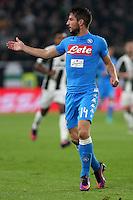 29.10.2016 - Torino - Serie A 2016/17 - 11a giornata  -  Juventus-Napoli  nella  foto: Dries Mertens  - Napoli