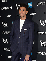 Charlie Casely-Hayfor attends The Alexander McQueen: Savage Beauty VIP private view at The Victoria and Albert Museum, Cromwell Road, London on Saturday 14 March 2015