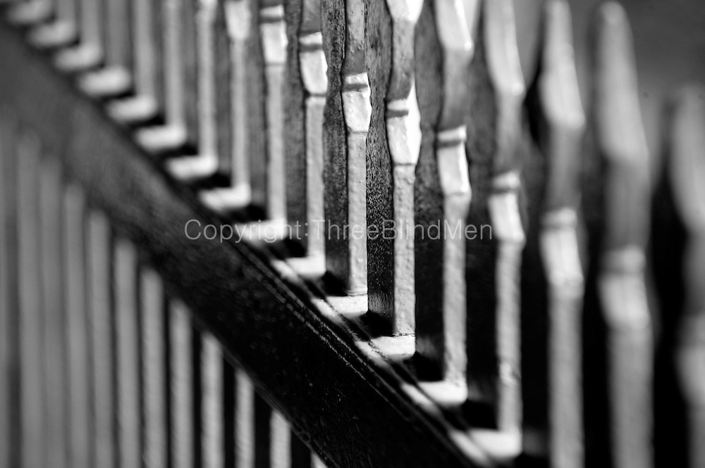 Railing. House in Thittacheri.