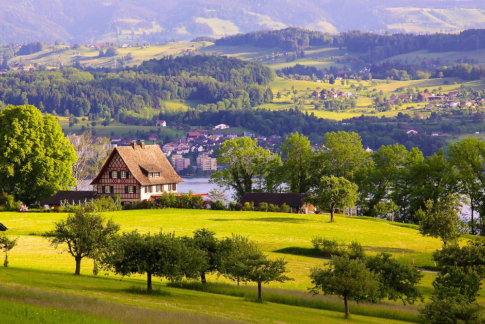 Raymond Inauen, Pfannenstiel, Landscape, Zurich