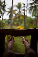 Relaxing near Maungmagan village, Dawei, Burma.<br />