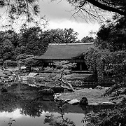 Shofuso (Pine Breeze Villa), (Japanese: 松風荘) also known as Japanese House and Garden, is a traditional 17th century-style Japanese house and garden now located in Philadelphia's West Fairmount Park on the site of the Centennial Exposition of 1876.
