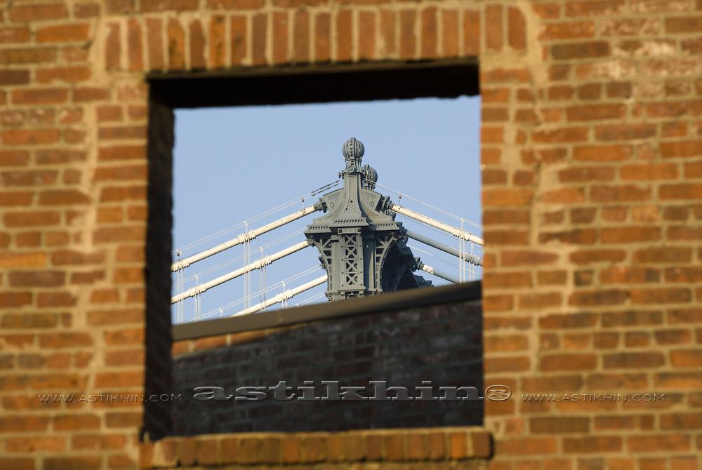 Bricks frame