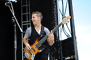 Greek Fire perform at Pointfest 26 at Verizon Wireless Amphitheater in St. Louis on June 6, 2010