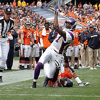 2008 Minnesota Vikings vs Chicago Bears at Soldier Field in Chicago, Ill., on Sunday, October 19, 2008.