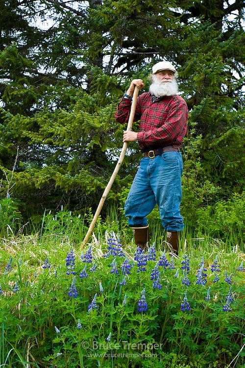 Doug Fesler, Prince William Sound, Alaska