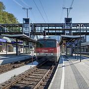Railway Station Bruck an der Mur