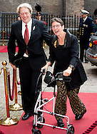 Jetta Klijnsma met haar man