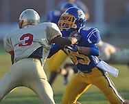 Oxford High vs. Lafayette High in junior varsity football in Oxford, Miss.  on Monday, September 12, 2011.