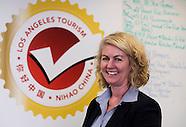 Kathy Smiths of LA Tourism Board