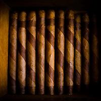 TAMPA, FL -- July 2012 -- Handmade cigars are rolled at Nicahabana Cigars in Ybor City. (PHOTO /CHIP LITHERLAND)