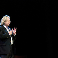 AC Grayling<br /> On stage at the Stoke Newington Literary Festival. 4 June 2010<br /> <br /> <br /> Picture by David X Green/Writer Pictures