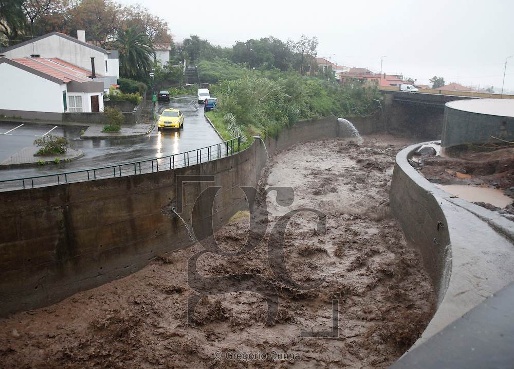 Madeira Island Storm, Heavy rains, strong winds | www ...