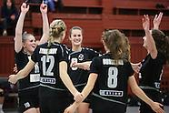 VBALL: 16-1-2016 - Elite Volley Aarhus - Team Køge - Volleyligaen Damer 2015-2016