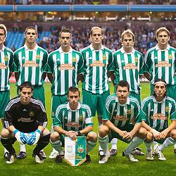 090827 Aston Villa v Rapid Vienna