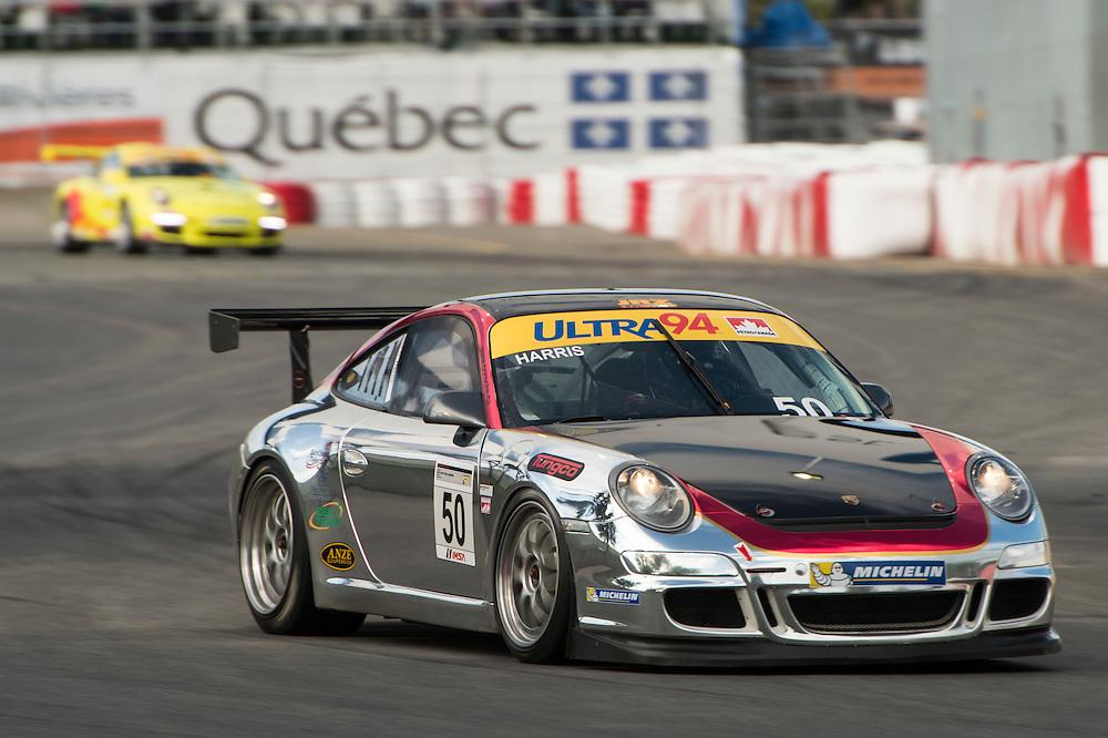 7-10 August, 2014, Trois-Rivieres, Quebec Canada<br /> 50, Chuck Harris, Silver, M, 2009 Porsche<br /> &copy;2014, Scott R LePage <br /> LAT Photo USA