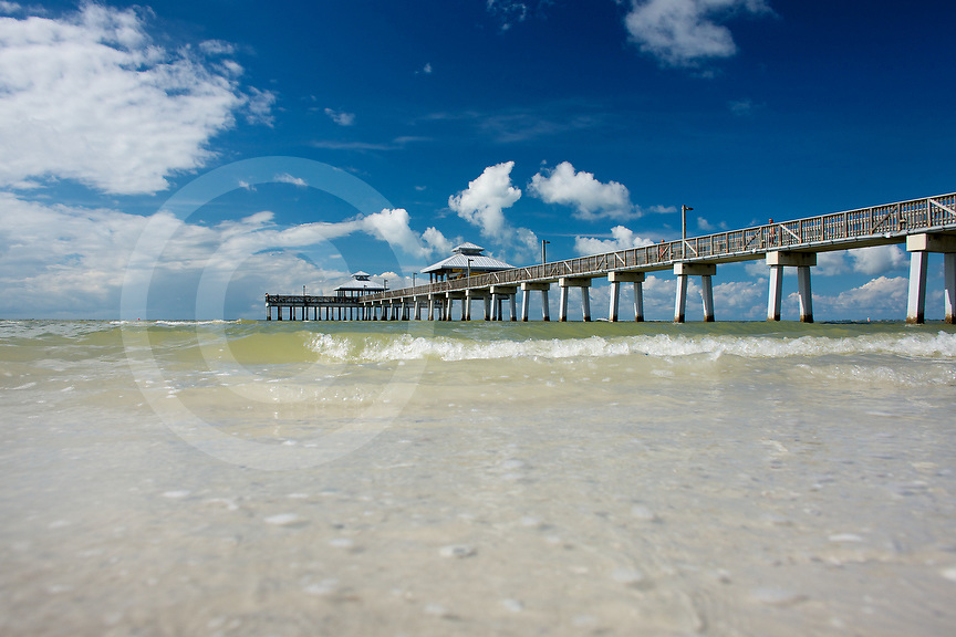 Fort Myers Beach.<br /> Photo By Brian Tietz.