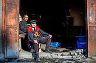 Coppersmiths in Giresun.