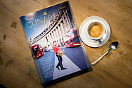 Cunarder cover, April 2017.<br /> <br /> Picture date: Tuesday May 2, 2017.<br /> Photograph by Christopher Ison &copy;<br /> 07544044177<br /> chris@christopherison.com<br /> www.christopherison.com