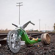 Big Wheel, Troy NY