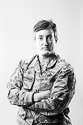 Christina N. Cunningham<br /> Air Force<br /> E-7<br /> Security Forces<br /> OIF, OEF<br /> Jan. 14, 1994 - Present<br /> <br /> Veterans Portrait Project<br /> 802d Security Forces Squadron<br /> San Antonio, TX