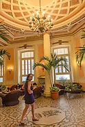 Hotel Plaza, Havana Vieja, Cuba.