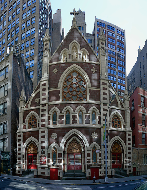 The Church of the Holy Innocents<br /> 128 W 37th St, New York, NY 10018 &lrm;<br /> (212) 279-586