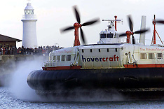 OCT 1 2000 Last Day for Hovercraft