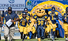 2015 A&T Football vs Delaware State University
