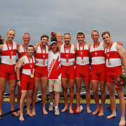 2008 Mens Eight Rowing