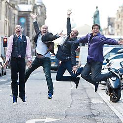 The Blanks at the Edinburgh Fringe 2012