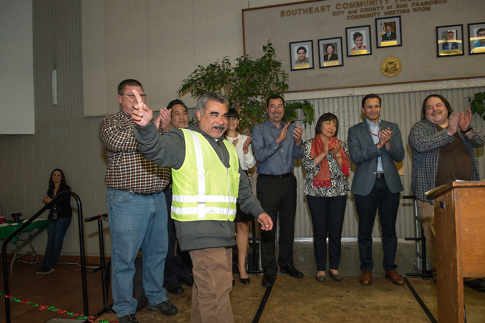 Sustainable Streets Division Holiday Luncheon and Awards Ceremony | December 16, 2016