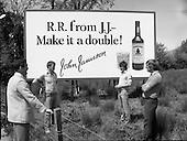 1984 - President Reagan Visit (advertising)