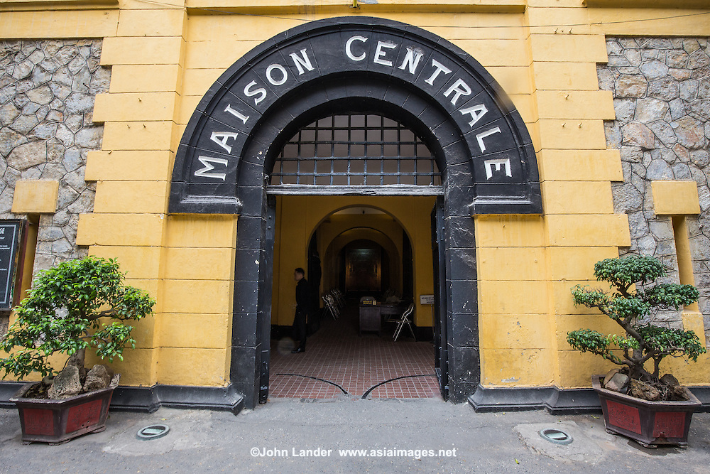 Maison Centrale or Hoa Loa, Hanoi Hilton Prison - The original purpose of Hoa Loa Prison or the &quot;Hanoi Hilton&quot;<br /> was for the French colonial system detaining of Vietnamese criminals which usually meant anti-colonial activists seen as heroes by the Vietnamese&rsquo;.The prisoners themselves named it Hoa Lo meaning 'fiery furnace&rdquo;.   After the French left it was used to incarcerate a new line of inmates. During the American War, US forces pilots were detained in the during its period serving as a prisoner of war camp.  During the Vietnam War  the prison got a new nickname: the Hanoi Hilton.  Memoirs by former inmates speak of torture, murder and medical neglect.  The Vietnamese maintain that American prisoners were well treated.  Surviving the Hanoi Hilton boosted the career of US Republican Senator from Arizona John McCain.