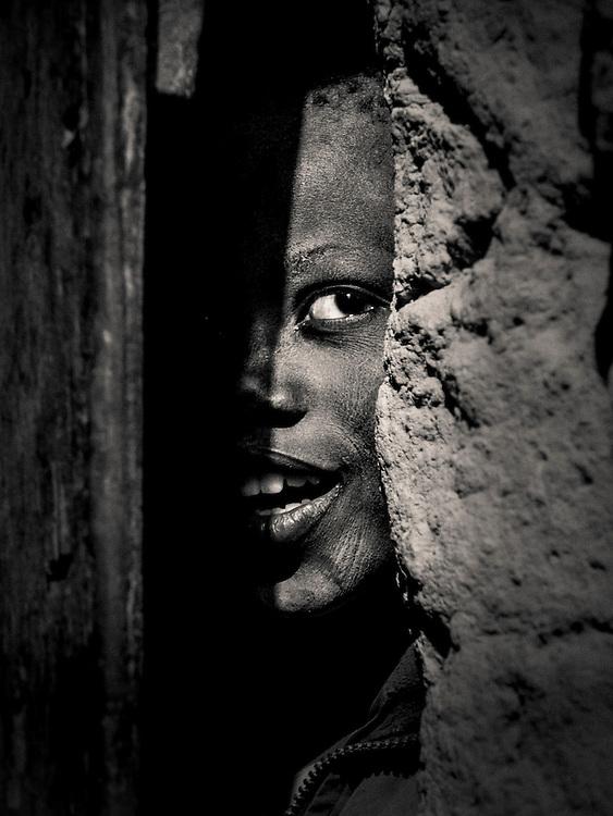 West, Africa, Mali,Peul near Djenné