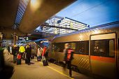 Railway stations in Norway