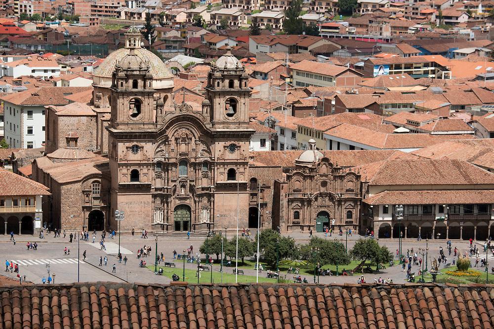 South America, Andes, Peru,Cusco