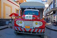 Holguin Trucks,  Buses and Tractors.