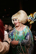 Lady Bunny at The Patricia Field Show at 2008 Mercedes-Benz Fashion Week held at the Edison Ballroom on September 6, 2008