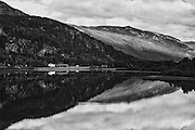 Lake, central Norway