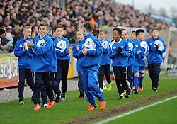 - Mandatory byline: Neil Brookman/JMP - 23/01/2016 - FOOTBALL - Memorial Stadium - Bristol, England - Bristol Rovers v Plymouth Argyle - Sky Bet League Two