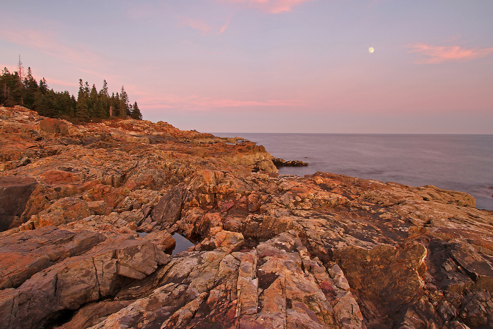 Acadia National Park nature photography fine art prints are available as museum quality photography prints, canvas prints, acrylic prints or metal prints. Prints may be framed and matted to the individual liking and room decor needs:<br /> <br /> http://juergen-roth.artistwebsites.com/featured/full-moon-over-acadia-national-park-juergen-roth.html<br /> <br /> Full Moon photography over the rocky granite seacoast and Atlantic Ocean coast line of Maine Acadia National Park.<br /> Good light and happy photo making!<br /> <br /> My best,<br /> <br /> Juergen<br /> Art Prints: www.RothGalleries.com<br /> Image Licensing: www.ExploringTheLight.com<br /> Photo Blog: http://whereintheworldisjuergen.blogspot.com<br /> @NatureFineArt<br /> https://www.facebook.com/naturefineart