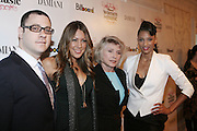 l to r: Wililam Werde, Colbie Calliatt, Debbie Harry, and Ciara at the Billboard's 3rd Annual Women in Music Breakfast held at St. Regis Hotel held on October 24, 2008..The Women in Breakfast was established to recognize extraordinary women in the music industry whii have made significant contributions to the business and who, through their hard work and continued success, inspire generations of women to take on increasing responsibilities within the field.