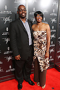 "Vehicle Designer Earl Lucas and Guest at "" Lincoln After Dark "" sponsored by Lincoln Motors and hosted by Idris Elba and Steve Harvey and music by Biz Markie during the 2009 Essence Music Festival and held at The Contemporary Arts Center in New Orleans on July 4, 2009"